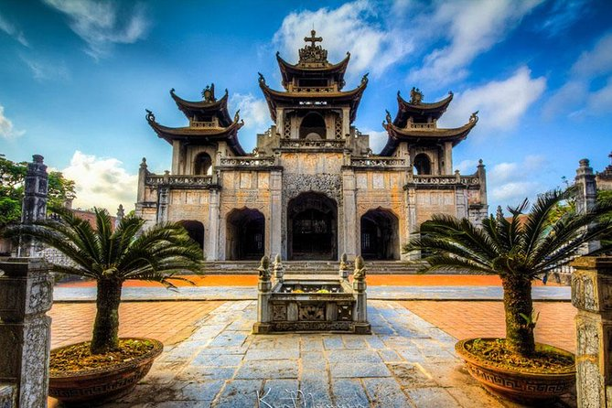 Full Day Phat Diem Cathedral Trang An Private Trip