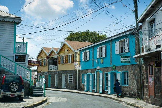 Tour della Queen City Nevis Island (riconfermare 48 ore)