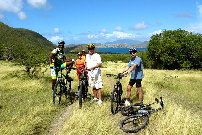 Nevis Island Discovery Bike Tour (Reconfirm 48 hours)