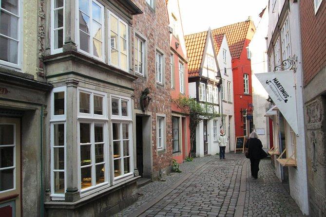 Bremen Schnoor Area Tour