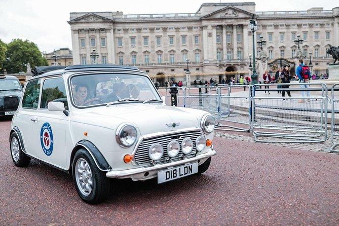 London Harry Potter Movie Locations Treasure Hunt Classic Car 2019