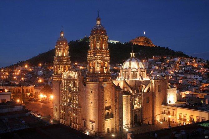 Colonial Treasures: San Miguel de Allende, Guanajuato, Zacatecas and Guadalajara