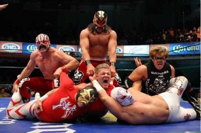 Mexican Wrestling: Experience Lucha Libre in Mexico City