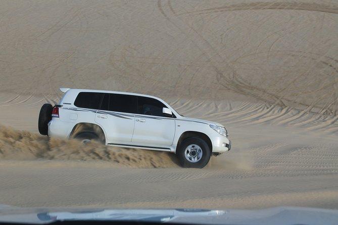 Full Day Desert Safari with Lunch or Dinner