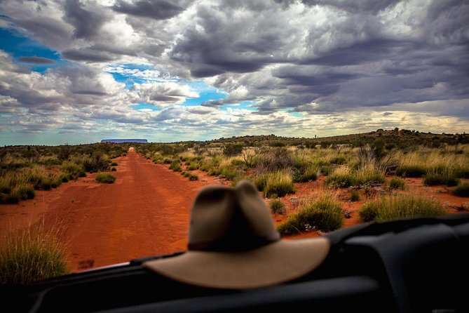 Mount Conner 4WD Small Group Tour from Ayers Rock including 3-Course Dinner image