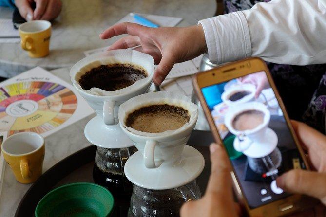 Excursão de compras Café especial em Bogotá