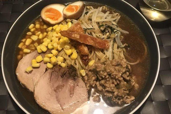 Ramen matlaging erfaring med Gyoza og andre side retter