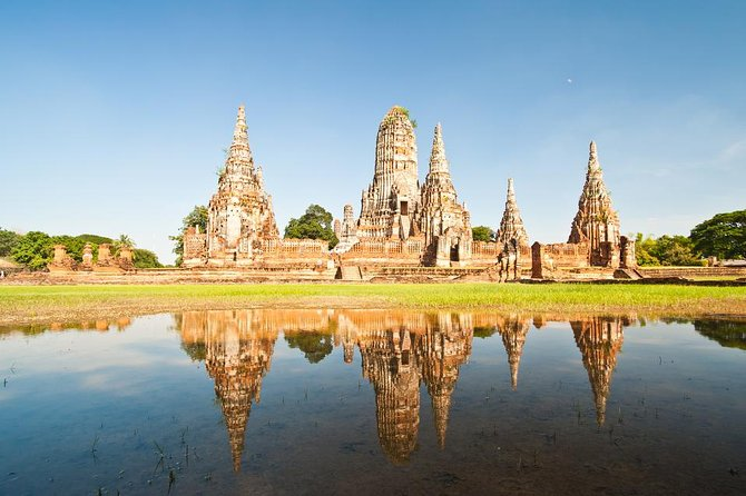 Full-Day Private Ayutthaya and Bang Pa-In Summer Palace from Bangkok