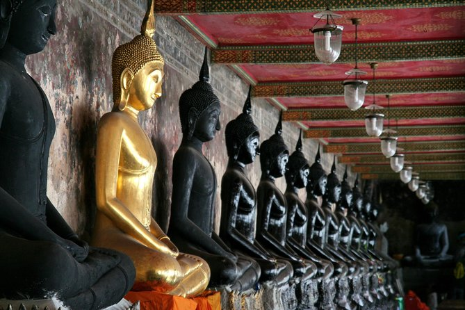 Private Tour to the Grand Palace, Wat Po and the Flower Market