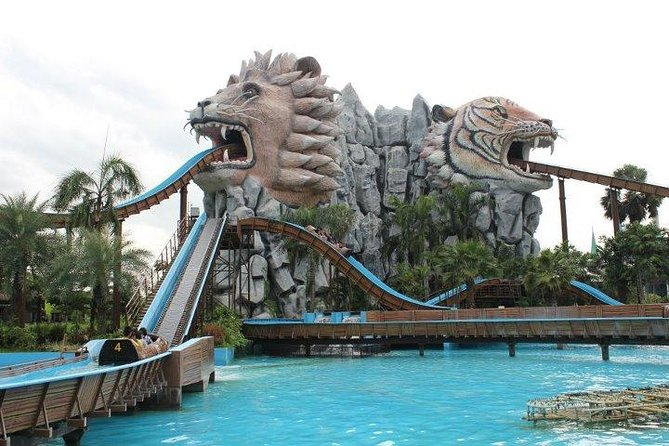 Siam Park City Bangkok Admission Ticket
