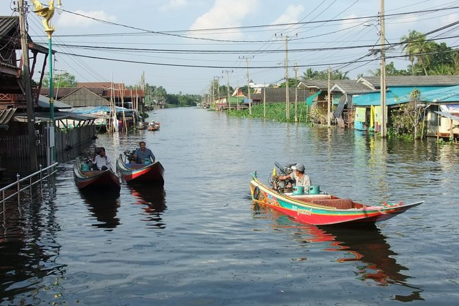 Half-Day Bangkok Off-the-Beaten-Track Tour: Rural Villages and Khlongs