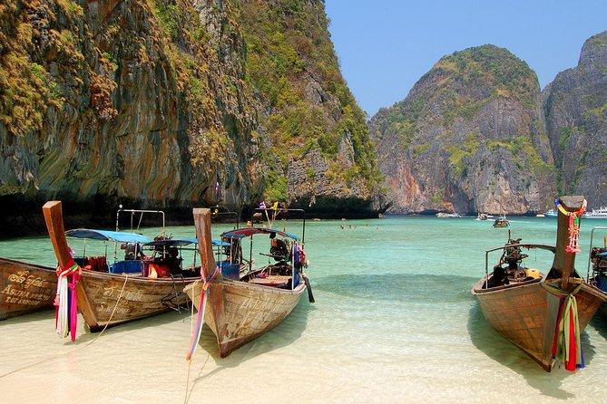 4-Day Islandtrip Koh Phi Phi