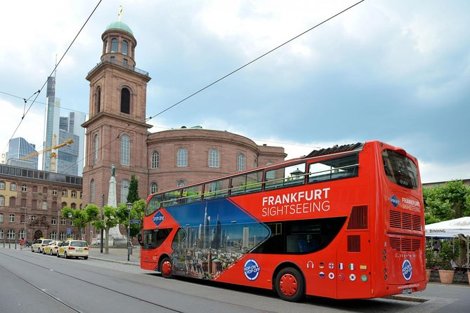 Frankfurt Express Hop-on Hop-off Tour