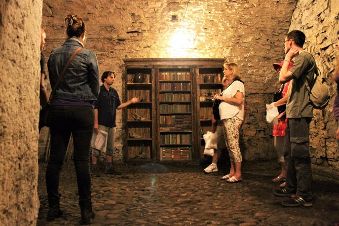 Prague Oldtown and Medieval Underground and Dungeon Tour