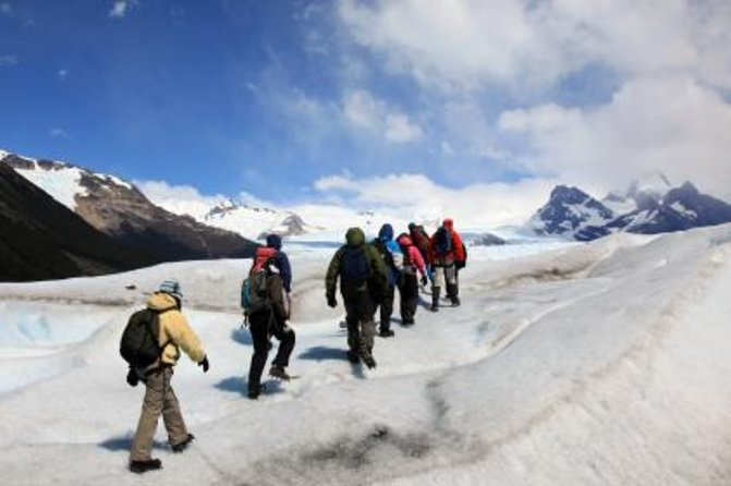 El Calafate Adventure Tour: Hiking Across El Perito Moreno Glacier