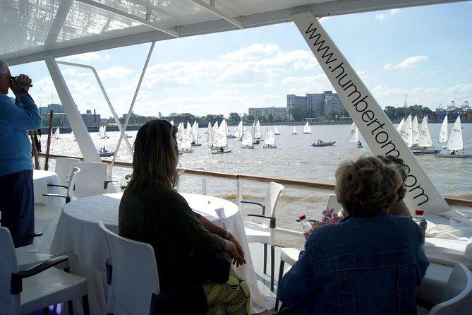 Cruzeiro turístico por Buenos Aires, com almoço