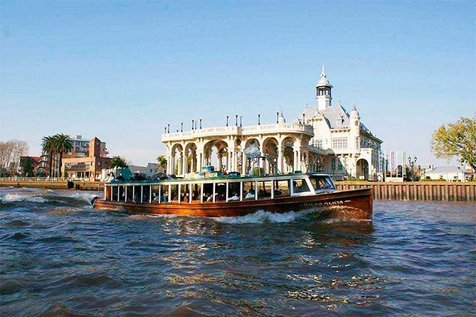 Tigre Boat Tour from Buenos Aires