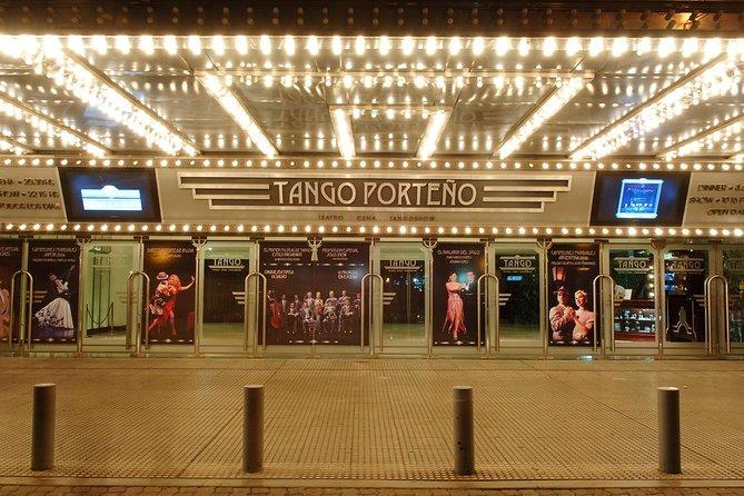 Dinner and Tango Porteño Show