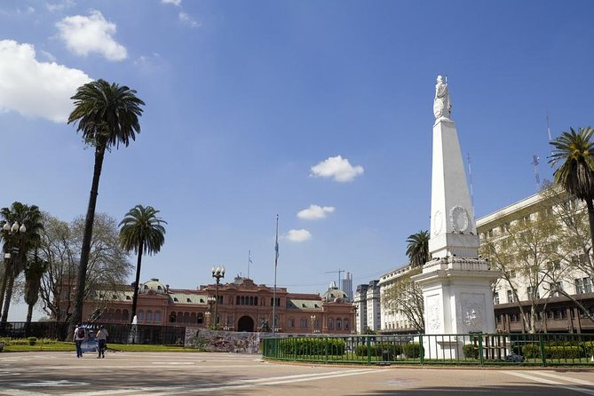 Buenos Aires Super Saver: City Sightseeing Tour and Tango Dinner Show
