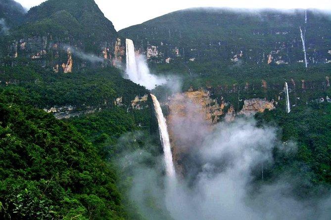 Excursión de día completo a la catarata Gocta desde Chachapoyas