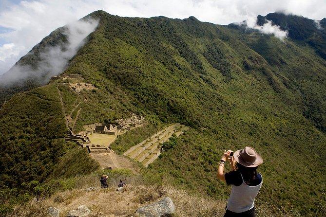 8 Day Choquequirao: Trekking to the Last Incas Citadel