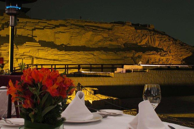 Huaca Pucllana Dining Experience
