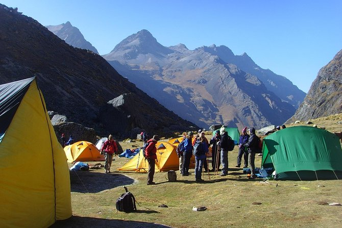 5 Day Salkantay Trek and Machu Picchu Tour from Cusco