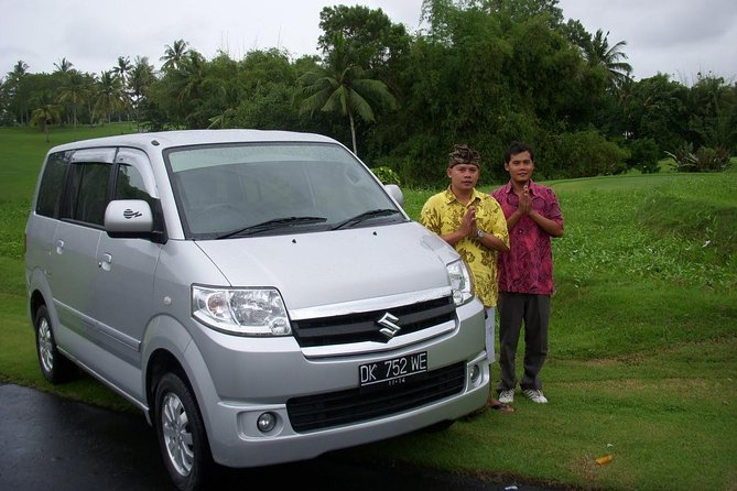Bali Private Car Hire with Experienced Driver