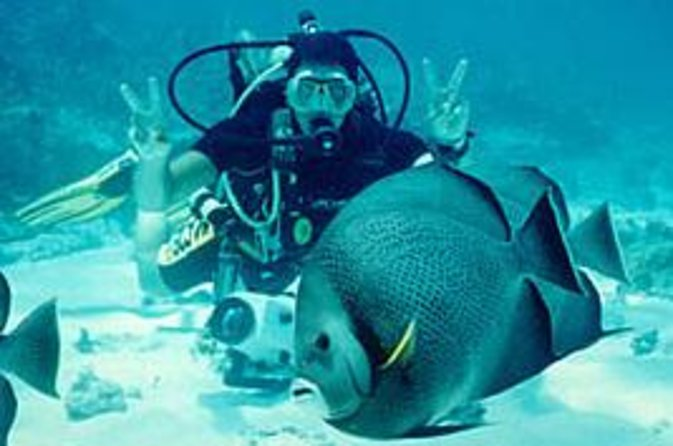 Cancun Resort Scuba Diving Course