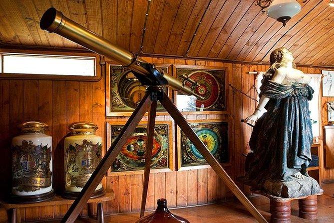 Visita a Isla Negra y bodega Matetic desde Santiago