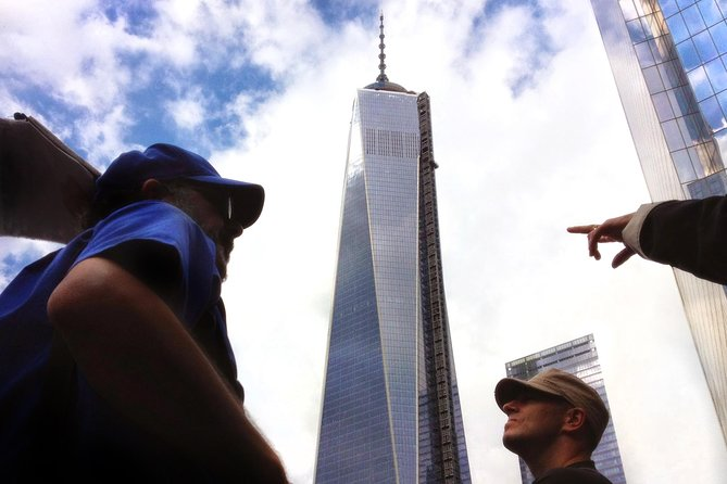 911 Ground Zero Tour in French plus One World Observatory Tickets