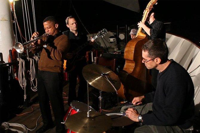 New York Harbor Live Jazz Sail aboard Clipper City