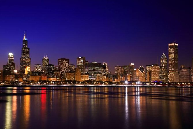 2-Hour Chicago City Lights and Skyline Segway Tour