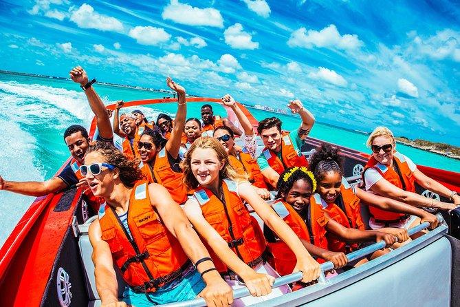 Nassau Shore Excursion- Jet Boat Tour
