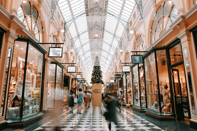 Made in Melbourne Private Shopping Tour Including Local Stores Visit