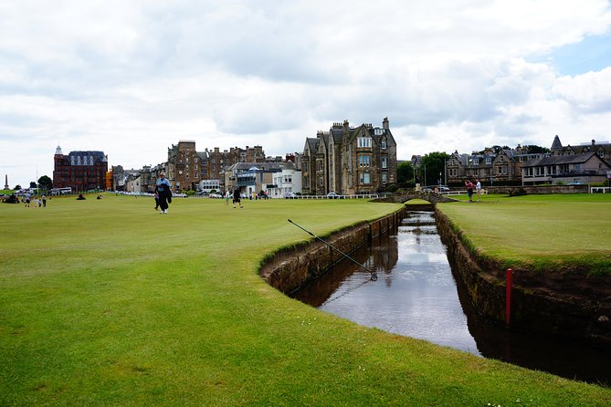 St Andrews, Falkland and Fife Villages Tour from Edinburgh