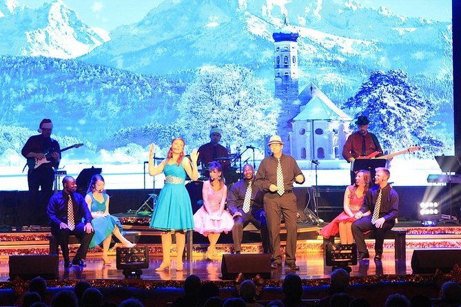 Admission Ticket: Tis the Season Show in Pigeon Forge