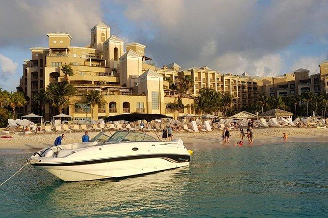 Private FullDay Stingray City, Snorkeling, Kaibo Bar & Grill and Starfish Beach