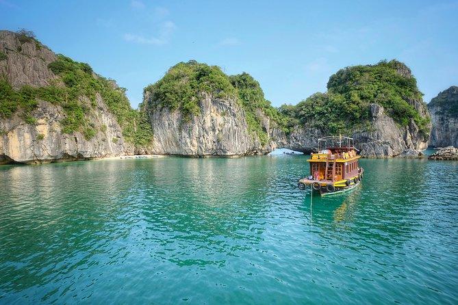 3 Days 2 Nights: Cat Ba Island - Lan Ha Bay - Monkey Island - Forest Trekking