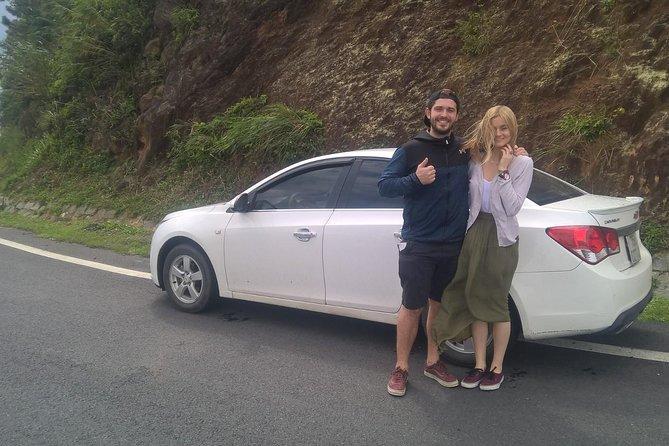 privé-auto's transfer van tint naar phong nha-grot