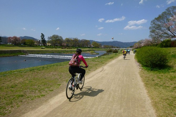 Kyoto - Morning Private Cycling Tour Including Bicycle and Helmet rental