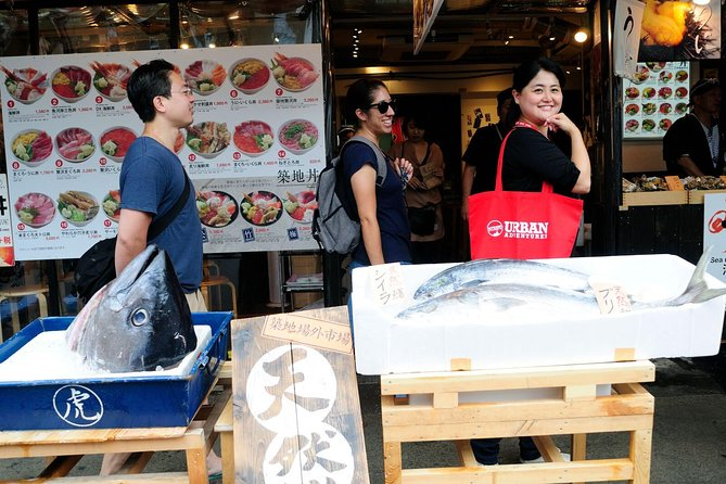 Lonely Planet Experiences: Tsukiji Fish Market Small Group or Private Tour