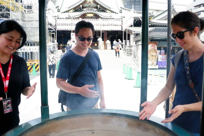 Lonely Planet Experiences: Temples and Shrines of Tokyo Small Group Tour