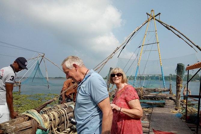 Walking Tour Of Fortkochi
