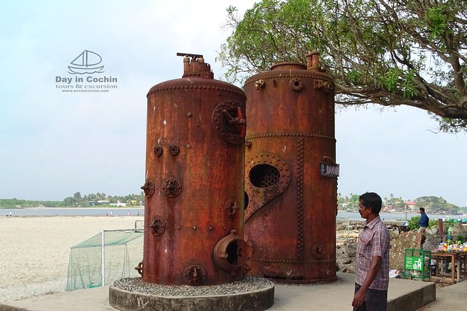 Walking Tour Of Fortkochi & Local Lunch