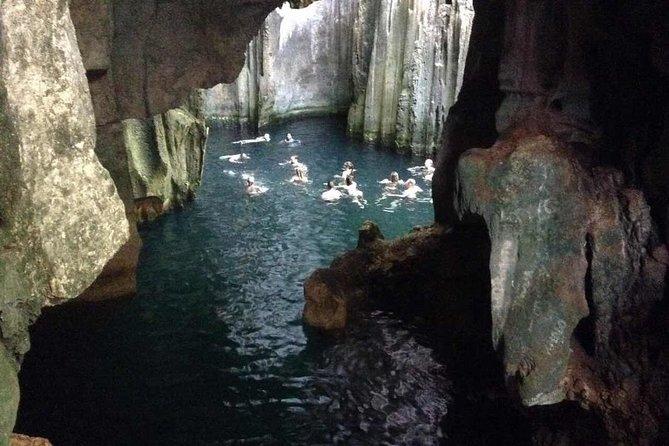 Half-Day Sawailau Cave Tour from the Yasawa Islands