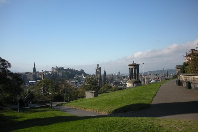 The Ultimate Private Black Taxi Edinburgh Tour