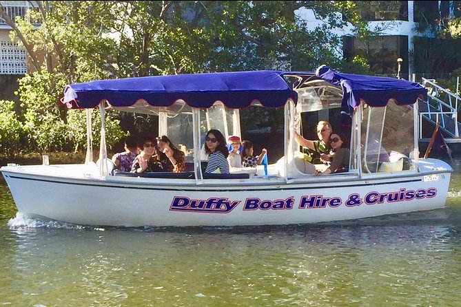 Gold Coast Boat Hire Self-Drive with No License Required