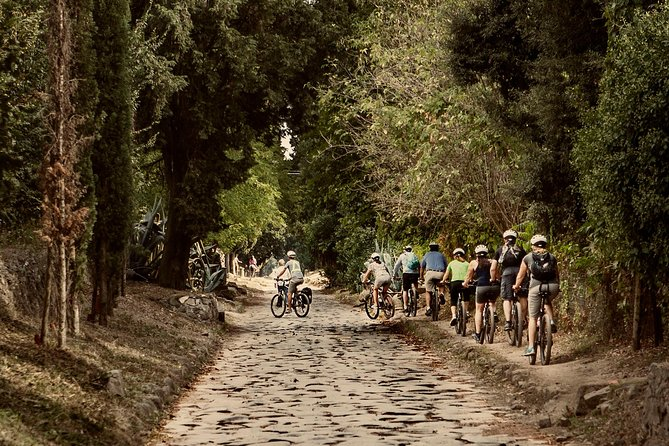 Ancient Appian Way, Catacombs and Roman Aqueducts Electric-Assist Bicycle Tour photo 4
