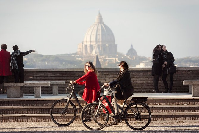 Roman Views with quality Electric-assist bicycle
